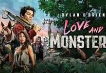 Love And Monsters Hollywood Movie