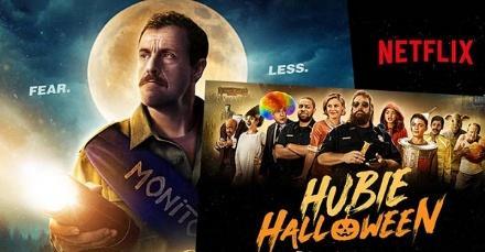 Hubie Halloween Movie