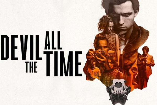 The Devil All the Time Movie