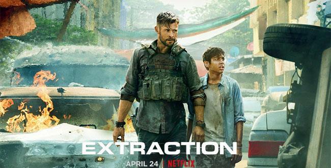 دانلود فیلم Extraction 2020 تریلر